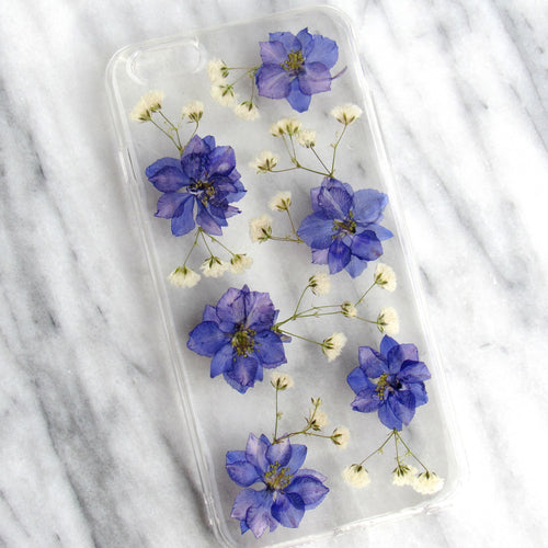 Crystal Blues Case (iPhone 6 Plus)