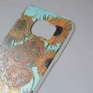 (On Sale!) Van Gogh Sunflower (Samsung Galaxy s6)