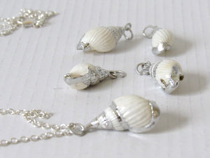 Tiny Conch Shell Necklaces