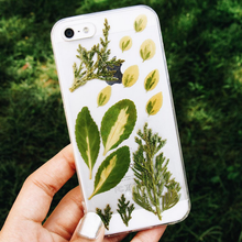 Load image into Gallery viewer, Viridi Silva Real Plant Case (iPhone 6/6s)