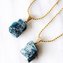 Load image into Gallery viewer, Apatite Stone Chokers