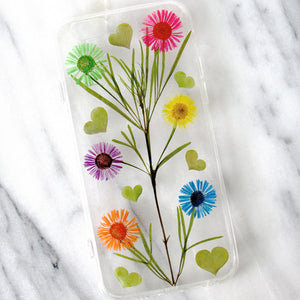 Lovely Pin Daisies Flower Case (iPhone 6/6s)