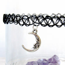 Load image into Gallery viewer, Celestial Tattoo Choker
