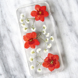 Clementines Real Flower Case (iPhone 6/6s)