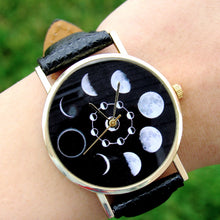 Load image into Gallery viewer, (On Sale!) Moon Phases Watch