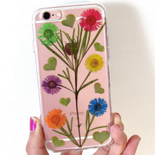 Load image into Gallery viewer, Lovely Pin Daisies Flower Case (iPhone 6/6s)