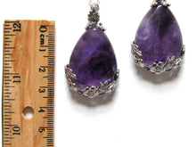 Load image into Gallery viewer, Blooming Amethyst Necklaces