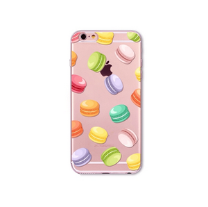 (New!) French Macaroon Cases (iPhone 6/6s)