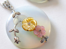 Load image into Gallery viewer, Blossoming Opalite Necklaces
