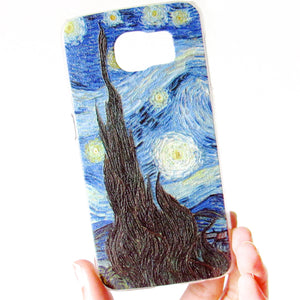"(On Sale!) Van Gogh ""The Starry Night"" (Samsung Galaxy s6)"