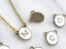 Load image into Gallery viewer, (New!) Personalized Initial Chokers