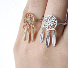 Load image into Gallery viewer, Dreamcatcher Ring