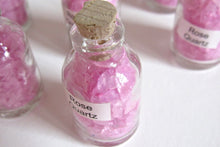 Load image into Gallery viewer, (On Sale!) Vial of Rose Quartz