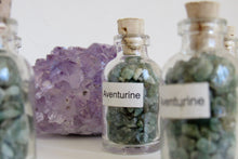 Load image into Gallery viewer, (On Sale!) Vial of Aventurine