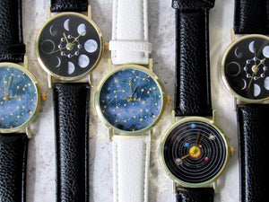 (On Sale!) Moon Phases Watch