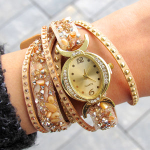 (On Sale!) Golden Rivers Watch
