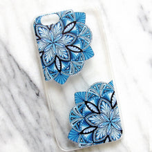 Load image into Gallery viewer, (New!) Floral Mandala Cases (iPhone 6/6s)