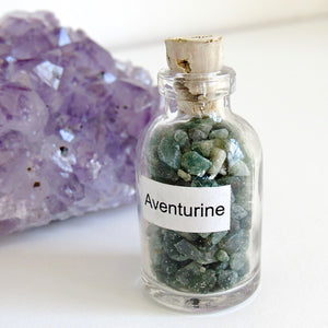 (On Sale!) Vial of Aventurine