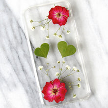 Load image into Gallery viewer, Roses and Love Real Flower Case (iPhone 6/6s)