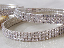 Load image into Gallery viewer, Bella Rhinestone Anklets