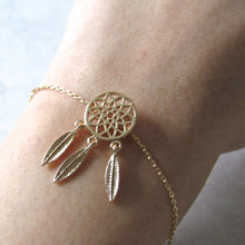 Load image into Gallery viewer, Dreamcatcher Bracelet