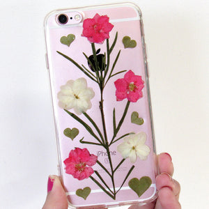 Climbing Flowers Case (iPhone 6/6s)