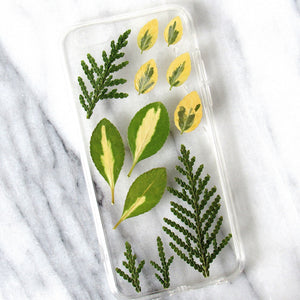 Viridi Silva Real Plant Case (iPhone 6/6s)
