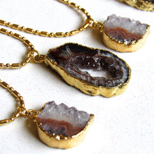Load image into Gallery viewer, Celestial Amethyst Chokers