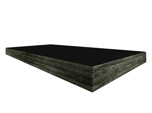 4'x8' SelectSound® Black Acoustical Board - 1