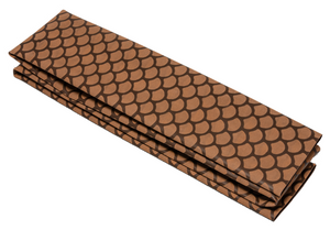 MakoGrip Fishscale - Brown