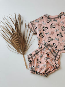 Minnie Pink Set