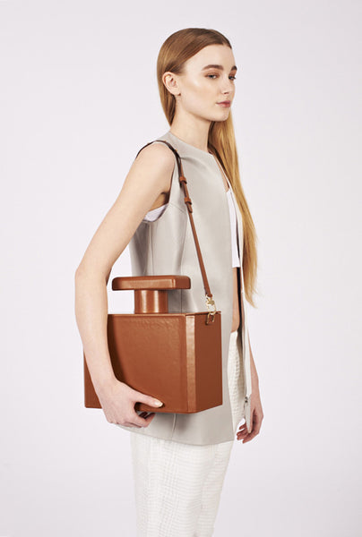 MADE TO ORDER - Edie Perfume shoulder case