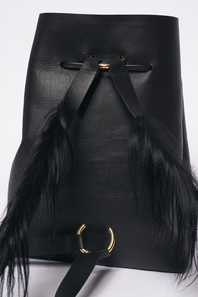 Fefe Draw string bag + rucksack - £599