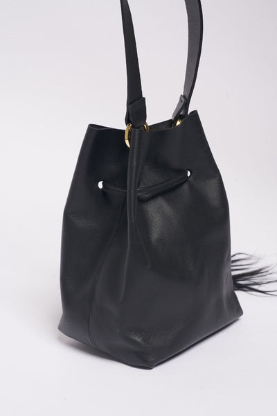 Mini Fefe Draw string shoulder bag - £399