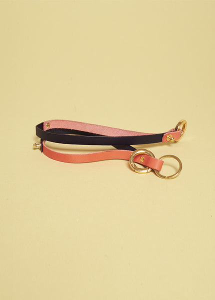 Thin Leather Key Chain £29