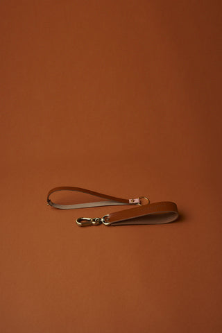 Brown Thick Leather Key Chain £29