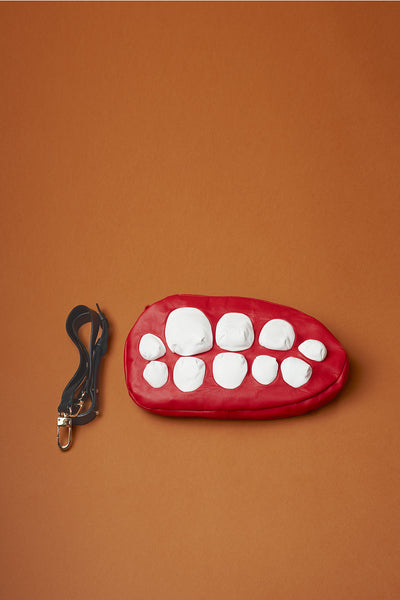 The Red Teeth - Shoulder Bag        £799