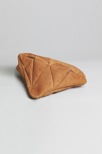 Mascha Nut Brown- Clutch £299