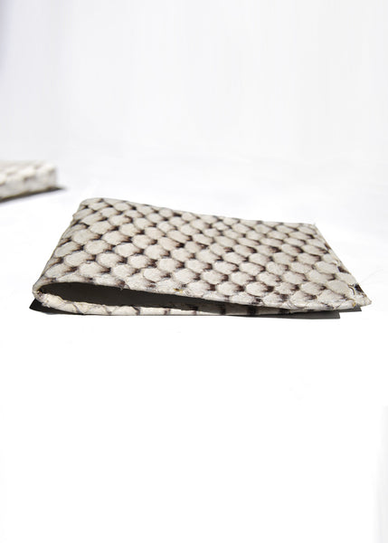 Wallet and Card Holder - Tilapia leather £88