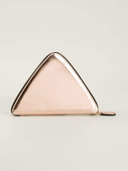 Rose Gold Yuli Mini Clutch £199