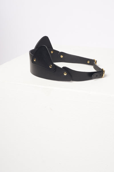 Cat Ear Leather band  from £99