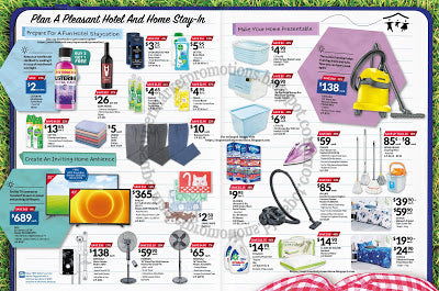 NTUC FairPrice Xtra Home Essentials Promotion 27 August - 09 September 2020