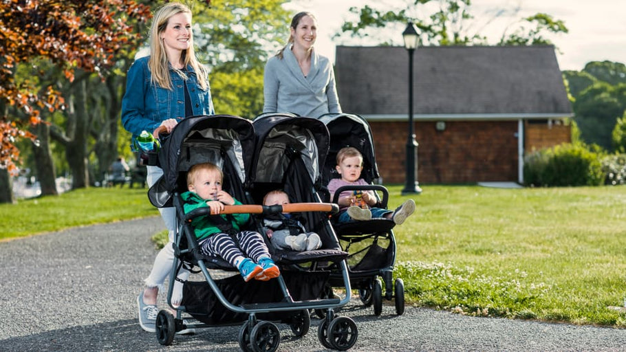 The Best Double Strollers of 2020