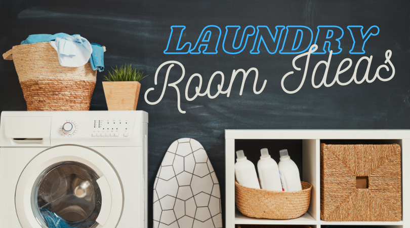 7 Tips to Keep Your Laundry Room Organized