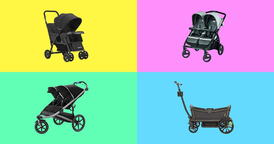 For parents of multiple kids, the double stroller is a godsend