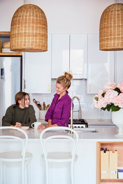 How This Designer Mom Carved Out a 3-Bedroom Home From a Studio Apartment
