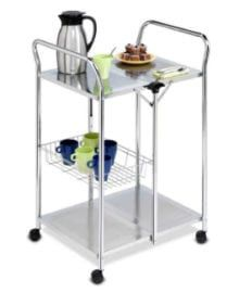 Fill in the giveaway information, and you'll be entered to win a Beverage Service Cart (ARV $129)