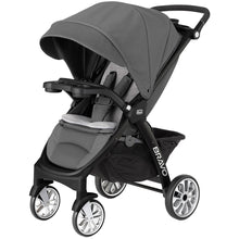 Load image into Gallery viewer, Chicco Bravo LE Stroller, Coal