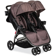 Load image into Gallery viewer, Combi Fold N Go Double Stroller, Caribou