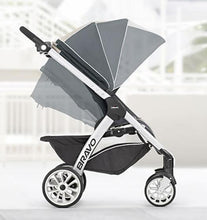 Load image into Gallery viewer, Chicco Bravo Stroller, Ombra